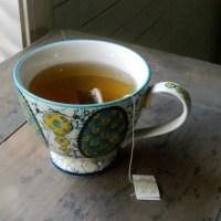 Pour A Cup O' Green Tea!