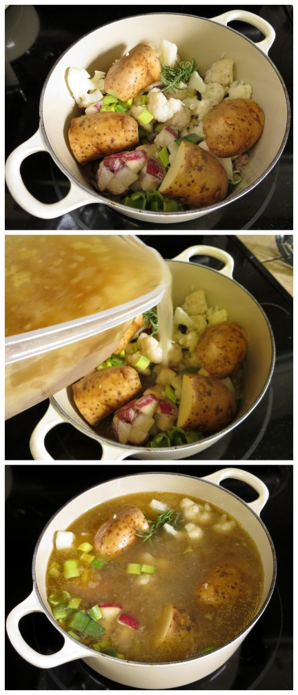 Copycat Potato Sausage & Kale Soup (Just like Olive Garden but MUCH healthier!) - Pretty/Hungry Blog