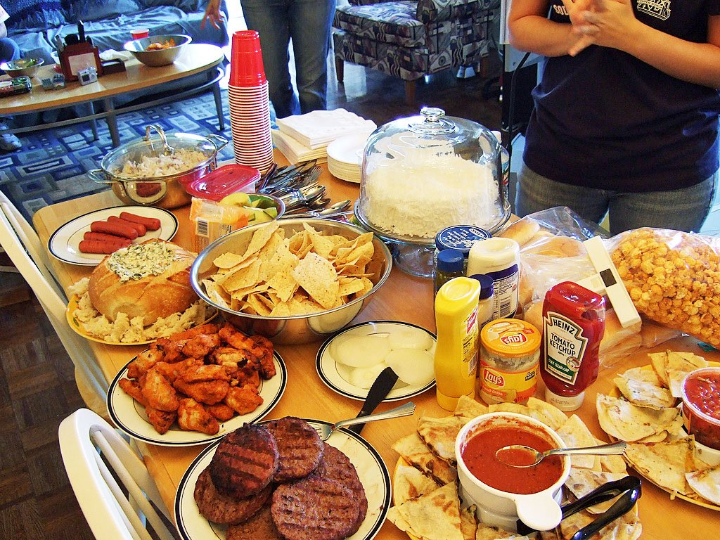 Easy Food Ideas For Superbowl Party