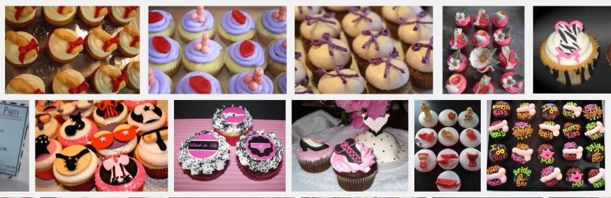 Bach cupcakes