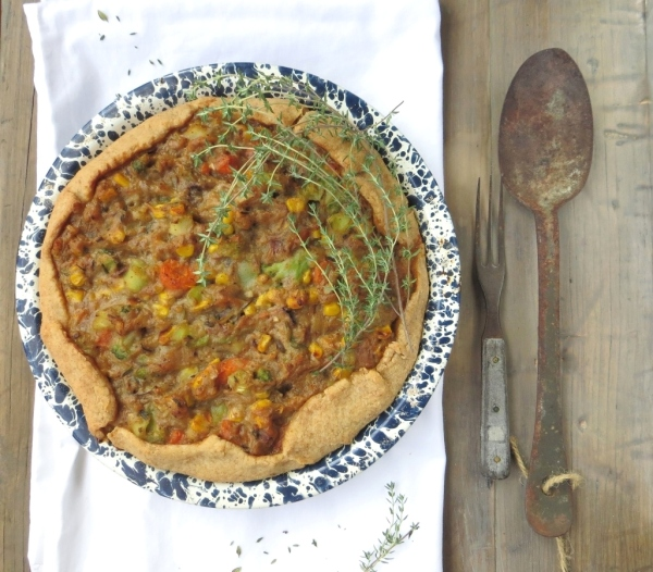 Beef Pot Pie >> Pretty/Hungry Blog