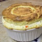 Red Pepper Cornmeal Souffle > Pretty/Hungry Blog