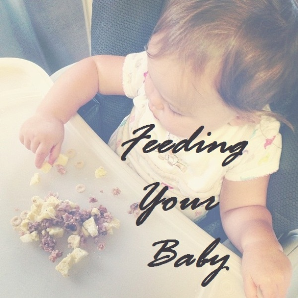 Feeding Your Baby: Part 2 (7-9 months)