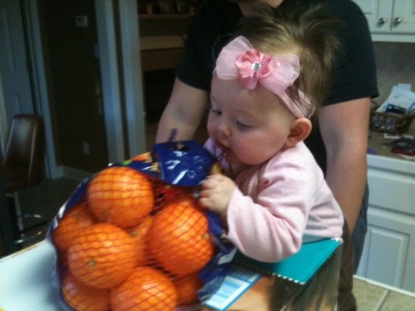 Feeding Your Baby: Part 1 >>Pretty/Hungry Blog