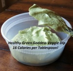 Green Goddess Dressing - Pretty/Hungry Blog