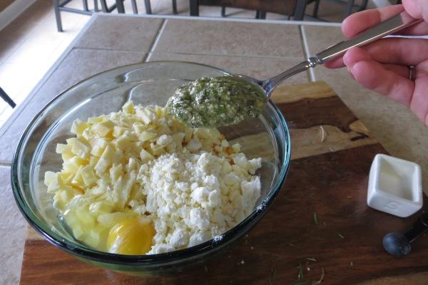 Homemade Calzone Tutorial > Pretty/Hungry Blog