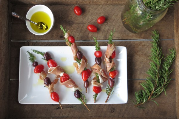 Rosemary Skewers >> Pretty/Hungry Blog