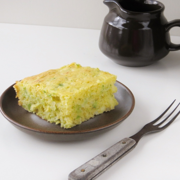 Sherri Garner's Cornbread- featured on the Pretty/Hungry Blog